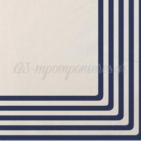Χαρτοπετσετες Με Μπλε Και Ασπρες Ριγες - ΚΩΔ:32307Jυ-Bb