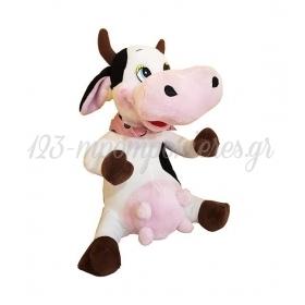 Λουτρινη Αγελαδιτσα Με Μαντηλι 26Cm - ΚΩΔ:84208Εsυ0150-2-Bb