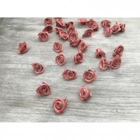 Υφασματινα Λουλουδακια 1.3Cm - Σαπιο Μηλο - ΚΩΔ:B10Sm-Rn