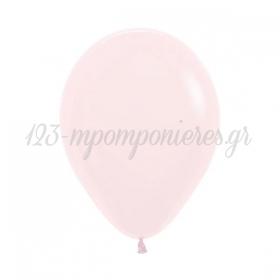 Μπαλονι Λατεξ 5''(13Cm) Ροζ Pastel Matte - ΚΩΔ:13506609-Bb