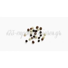 MINI CRISPY CHOCO BALLS ANAMIKTO - KOYTI 600G - ΚΩΔ:510006