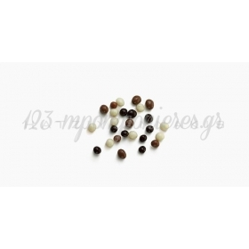 MINI CRISPY CHOCO BALLS ANAMIKTO - KOYTI 2.5KG - ΚΩΔ:510056