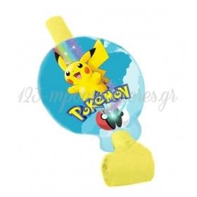 Καραμουζα Παρτυ Pokemon 14X8Cm - ΚΩΔ:P25944-35-Bb