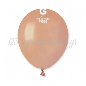 Μπαλονι Λατεξ 5''(13Cm) Misty Rose- ΚΩΔ:1360599-Bb