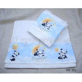 """Λαδοπανα Για Αγορι """"Panda"""" - ΚΩΔ:Pp011-Al"""