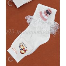 Καλτσακια Βρεφικα Εως 18 Μηνων - Ζευγαρι - ΚΩΔ:321-Ad