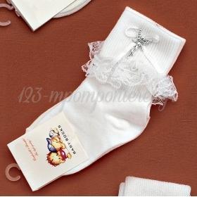 Καλτσακια Βρεφικα Νεραιδα Εως 18 Μηνων - Ζευγαρι - ΚΩΔ:361-Ad