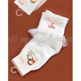 Καλτσακια Βρεφικα Γοργονα Εως 18 Μηνων - Ζευγαρι - ΚΩΔ:363-Ad