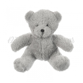 Λουτρινο Αρκουδακι Γκρι 19Χ15Cm - ΚΩΔ:292022-Pr