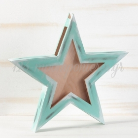 Κουτι Ευχων Αστερι Με Plexiglass 47X4X45Cm - ΚΩΔ:Ze100-Pr