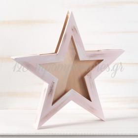 Κουτι Ευχων Αστερι Με Plexiglass 47X4X45Cm - ΚΩΔ:Ze101-Pr