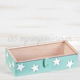 Κουτι Ευχων Αστερι Με Plexiglass 30X15X7Cm - ΚΩΔ:Ze107-Pr