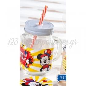 Γυαλινη Κουπα Mickey Carnival 300Ml - ΚΩΔ:Na2112-Pr