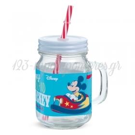 Γυαλινη Κουπα Mickey Fun Day Out 300Ml - ΚΩΔ:Na2126-Pr