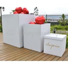 """Κουτί για μπαλόνια """"Surprise"""" 50X50X50cm - ΚΩΔ:535B510-BB"""