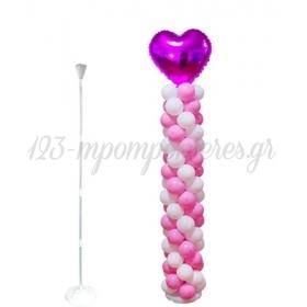 Βάση για μπαλόνια με νερό 1.30m - ΚΩΔ:535B805-BB