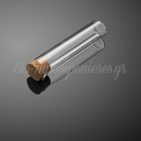 Γυάλινος Σωλήνας 12Χ2.5cm - ΚΩΔ:13A294-12-PR
