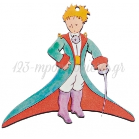 Ξύλινο Ο Μικρός Πρίγκιπας 10X9cm - ΚΩΔ:M10458-AD