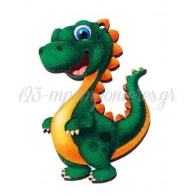Ξύλινο Δεινοσαυράκι 3X5cm - ΚΩΔ:M4723-AD