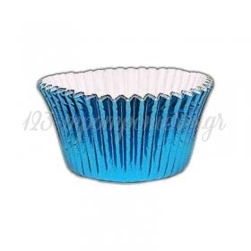 Καραμελόχαρτα foil μπλε 50mm Σετ 18τεμ- ΚΩΔ:00003223-SW