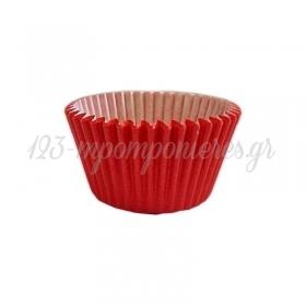 Καραμελόχαρτα κόκκινα 50mm Σετ 180τεμ- ΚΩΔ:00003239-SW