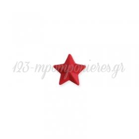 Αστέρι κόκκινο βρώσιμο 20mm - ΚΩΔ:00003489-SW
