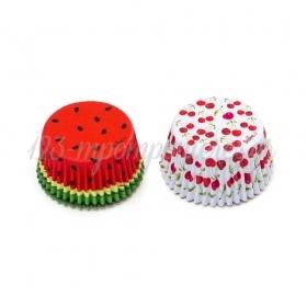 Καραμελόχαρτα καλοκαιρινά φρούτα 50mm Σετ 36τμχ - ΚΩΔ:00005228-SW