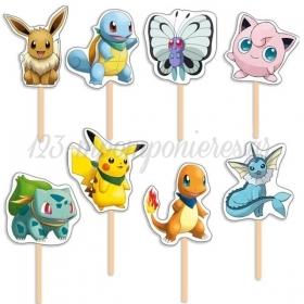 Οδοντογλυφίδες Pokemon 13cm - ΚΩΔ:P25917-26-BB