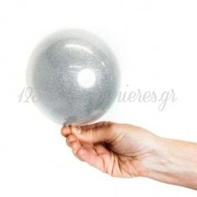 """Μπαλόνι Bubble 5""""(12.5cm) Διάφανο - ΚΩΔ:0201320010-BB"""