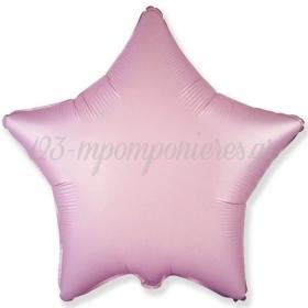 """Μπαλόνι Foil 18""""(45cm) Αστέρι Σατέν Λιλά - ΚΩΔ:301500SPL-BB"""