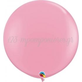 Mπαλόνι Λάτεξ 1m Ροζ - ΚΩΔ:44005-BB