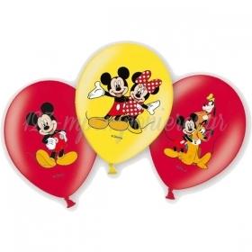 Mπαλόνι Λάτεξ 11''(28cm) Mickey Mouse - ΚΩΔ:999240-BB
