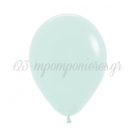 Mπαλόνι Λάτεξ 5''(13cm) Πράσινο Pastel Matte - ΚΩΔ:13506630-BB