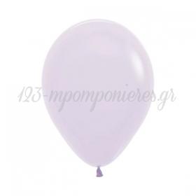 Mπαλόνι Λάτεξ 5''(13cm) Λιλά Pastel Matte - ΚΩΔ:13506650-BB