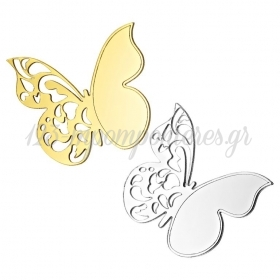 Plexiglass Πεταλούδα 7X7cm - ΚΩΔ:M4702-AD