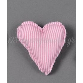 Καρδουλα Διακοσμητικη Ροζ - ΚΩΔ:2530278-19-Rd