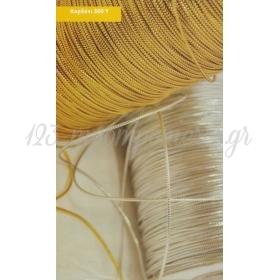 Κορδονι Χρυσο - Ασημι 2 Mm / 274,20Μ - ΚΩΔ: Kor-300Y