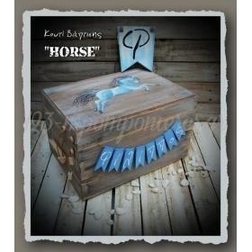 ΜΠΑΟΥΛΟ ΒΑΠΤΙΣΗΣ ΑΛΟΓΟ ΚΩΔ: HORSE-BM