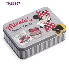 Minnie Μεταλλικο Κουτακι 4,1Χ10,5Χ14,5 Εκατ. - ΚΩΔ: Tk26957-Pr