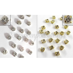 Πετρες Σβαροφσκι 4Mm ΚΩΔ: 519069