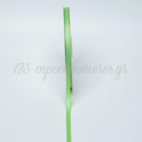 Κορδελα Γκρο Πρασινο Ανοιχτο 6Mmx50M - ΚΩΔ:A10410-Lt Green-Ra