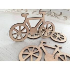 Ξυλινο Ποδηλατο 4,5Εκ Χ 8Εκ - ΚΩΔ:Tr64-Rn