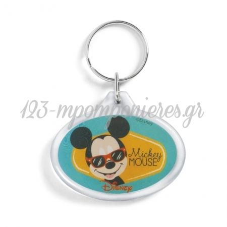 Μπρελοκ Mickey Travel - ΚΩΔ:Ny05-Pr