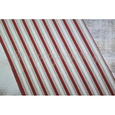 ΡΑΝΕΡ ΡΙΓΕ - ΚΟΚΚΙΝΟ - ΜΠΕΖ - 45x1m - ΚΩΔ:498259-45-100CM-NT