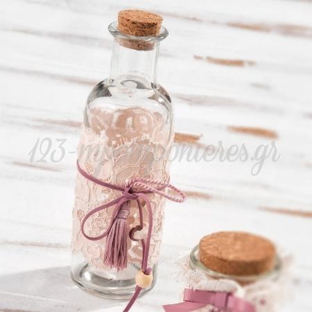 Διακοσμητικο Μπουκαλακι Με Στολισμο 200Ml - ΚΩΔ:St1803-Pr