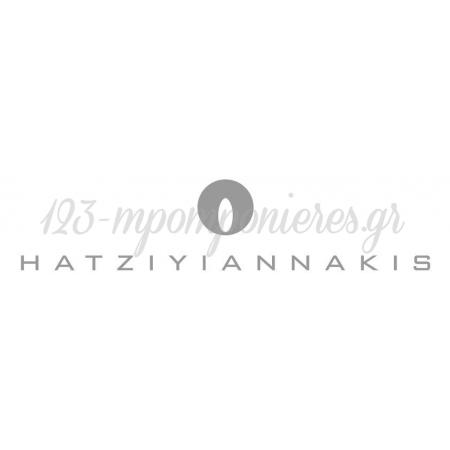 ΚΟΥΦΕΤΑ AMYΓΔAΛOY SUPREME MIDI KOYTI 800G, ΛEYKO MAT ΧΑΤΖΗΓΙΑΝΝΑΚΗ - ΚΩΔ:101608-001