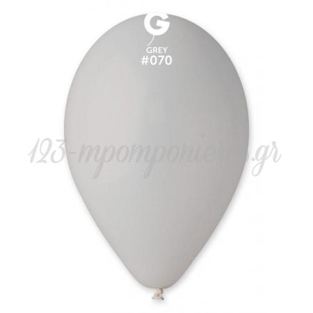 Γκρι Μπαλονια 13΄΄ (35Cm) Latex – ΚΩΔ.:1361270-Bb
