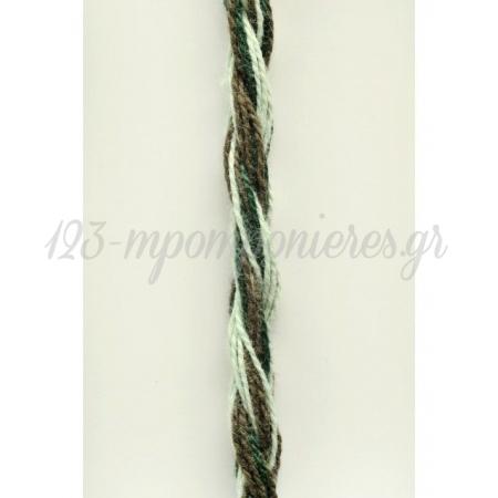 Κορδονι Μαλακο Διαφορα Χρωματα 10Mm Χ 10M - ΚΩΔ:5310D-Nt