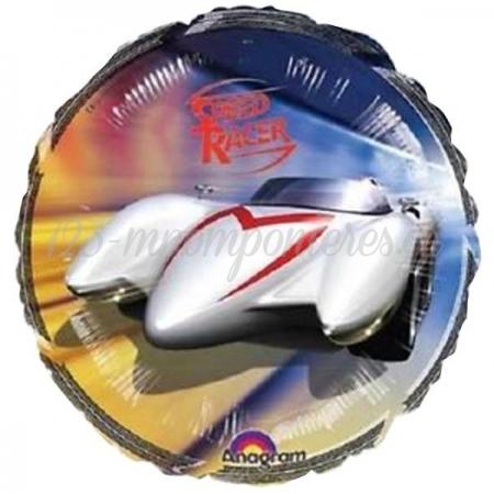 Μπαλονι Foil 45Cm Cars Disney Speedracer – ΚΩΔ:516723-Bb