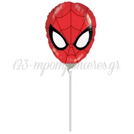 ΜΠΑΛΟΝΙ FOIL 23cm MINI SHAPE ULTIMATE  SPIDERMAN  ΚΩΔ.:526331-BB